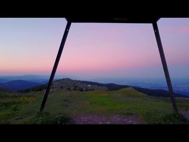 Mont Tendre 4K, DJI Mavic Pro