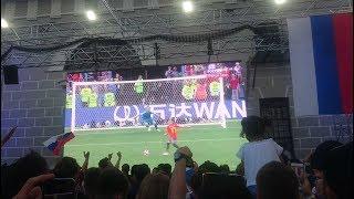 Нога Акинфеева! Испания - Россия 1-1 (3-4) Пенальти