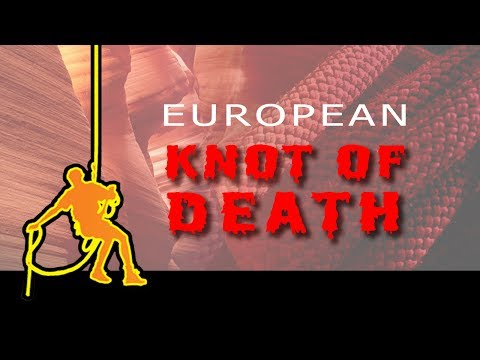 Flat Overhand Knot - The European Knot Of Death