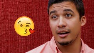 Men Share Awkward First Kiss Stories