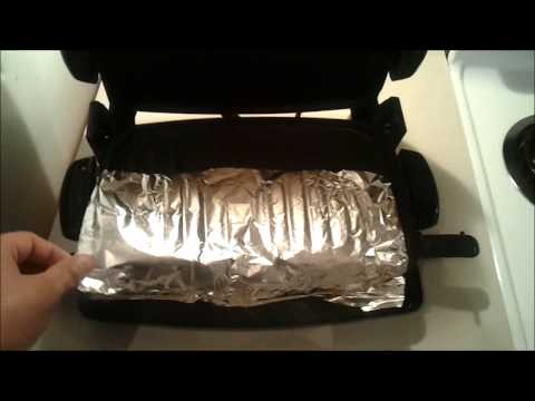 How To Never Clean Your George Foreman Grill Again