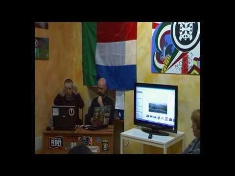 Novara 19/01/2013:Sud Africa la missione di Solidaritè Identitès.