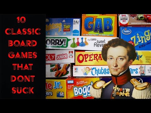 10 Classic And Toy Store Games That Dont Suck