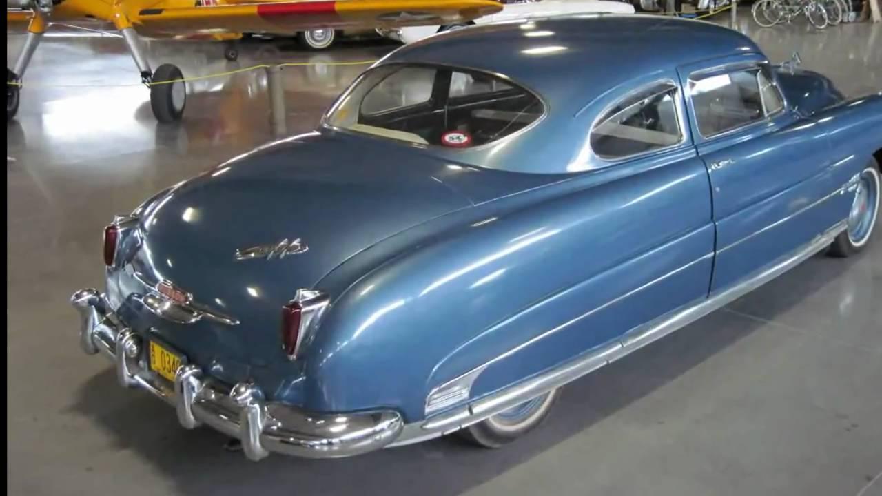 1951 Hudson Hornet - YouTube