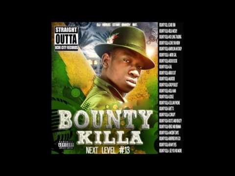 New 2017  Dancehall Bounty Killa mixtape #13