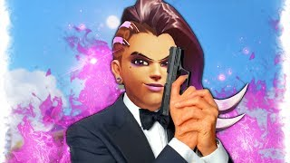 IMPOSSIBLE SOMBRA..!!   Overwatch Best and Funny Moments - Ep.207