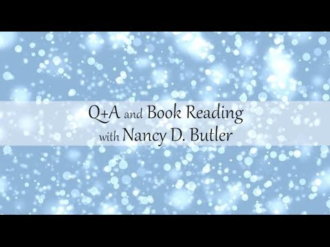 Q&A and Book Reading | Nancy D. Butler Business Advisor Conn