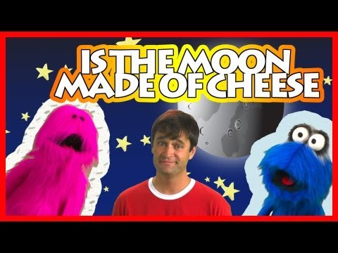 The Adventures of Capt 'n Dave - Is the Moon Made of Cheese?