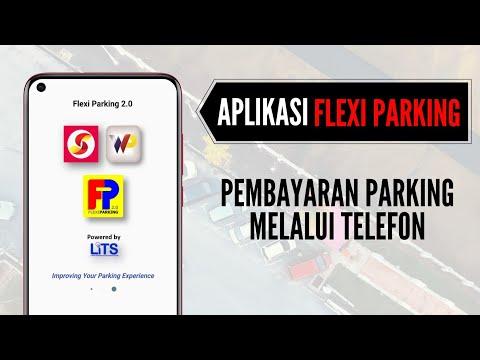 Pengenalan Dan Cara Bayar Parking Guna Aplikasi Flexi Parking   PBT Selangor, Wilayah Persekutuan