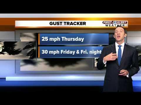 13 First Alert Las Vegas weather May 23 morning