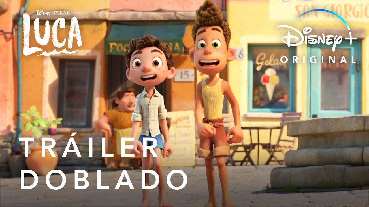 Luca: Tráiler Oficial   Doblado   #PixarLuca