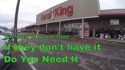 Rural King -- Shopping