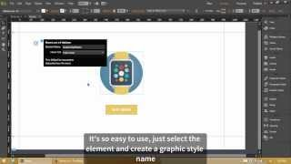 Adobe Muse CC - Hover Effects using Hover.css