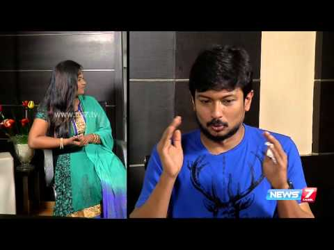 Udhayanidhi Stalin Speaks About His New Movie `Manithan` 1/2 | Super Housefull | News7 Tamil