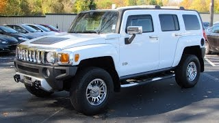 2008 Hummer H3 Alpha Start Up, Exhaust, and In Depth Review