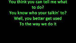 d generation x theme song lyrics