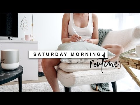 Saturday Morning Routine | Slow & Wholesome