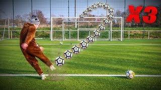 BESTE LATTENSCHIEßEN FUßBALL CHALLENGE!!! *EU WEST*