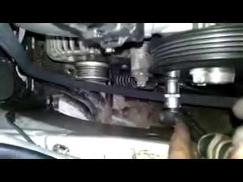 Tutorial Schimbare Curea Accesorii Motor Z12xe Youtube