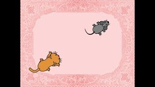 Cat chasing mouse game - Scratch Absolute Beginner Game