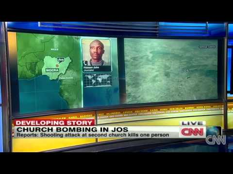 Eight Killed In Nigerian Church Blast