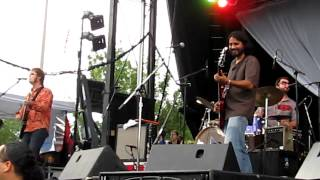The Olivia Tremor Control - Jumping Fences - 2012 Pitchfork Music Festival