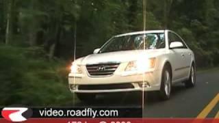 Roadfly.com - 2009 Hyundai Sonata Limited