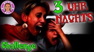 Mache 3 UHR NACHTS NIEMALS EINE CHALLENGE !!! 3 AM | Mileys Welt