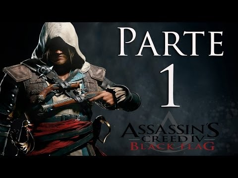 ASSASSIN'S CREED IV: BLACK FLAG [Walkthrough ITA HD PARTE 1] Pirati NEXT GEN