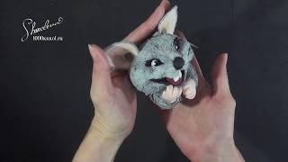 Фоамиран! презентация МК норушка хохотушка фом арт