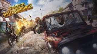 👣 Наслаждаюсь Лобби. PlayerUnknown's Battlegrounds 👣