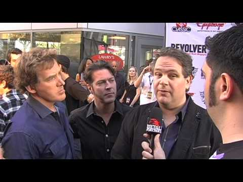 THAT METAL SHOW Interview at Revolver Golden Gods 2010 interview on Metal Injection