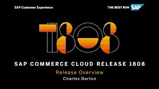 SAP Commerce Release 1808 - Release Overview