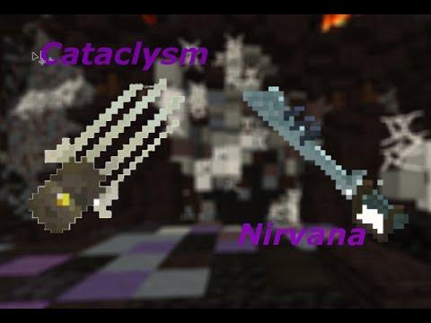 Wynncraft - Twin Mythic dagger Build  Cataclysm + Nirvana