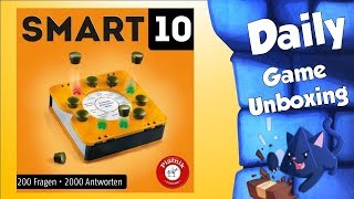 Smart 10 - Daily Game Unboxing