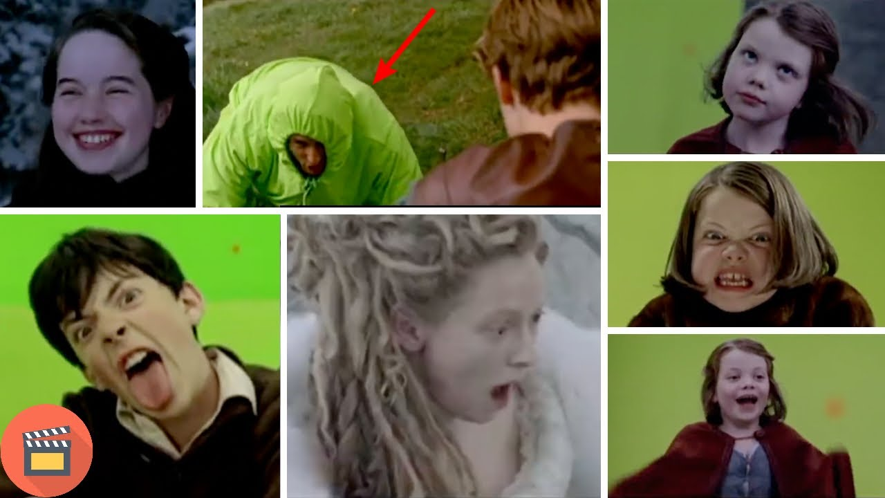 Download Narnia BLOOPERS and Gag Reel - Best Compilation
