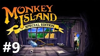 The Secret of Monkey Island (Special Edition) - Incarcerated - PART #9