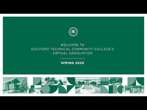 guilford-technical-community-college---virtual-graduation-spring-2020
