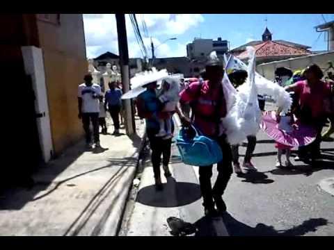 Kiddies Carnival 2012 - Trinidad & Tobago