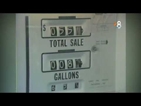 News 8 Throwback 1978: San Diego gas prices in the summer soar to    72  cents?!?!