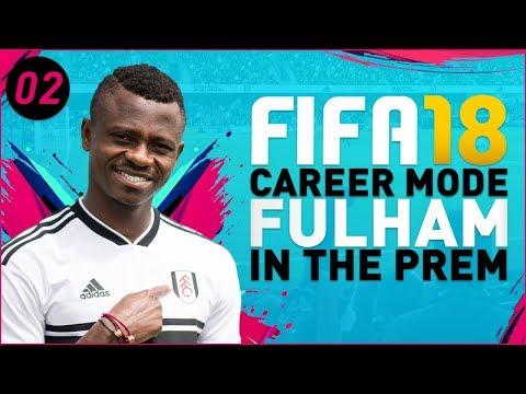 FIFA18 Fulham Career Mode Ep2 - MASSIVE MOVE FOR HARRY KANE!!