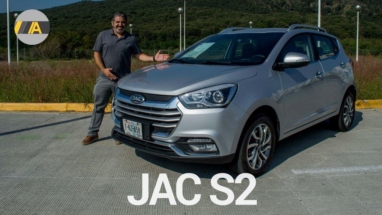 JAC SEI 2 - Viene con mucho equipo a romper los mitos de los autos chinos