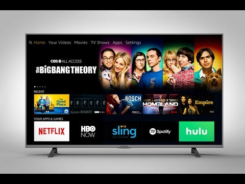 Element 55 Inch 4K UHD Smart TV Amazon FireTV Edition Review and Tutorial