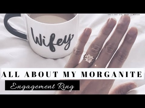ALL ABOUT MY ENGAGEMENT RING MORGANITE