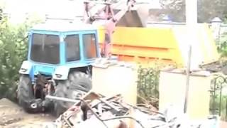 Вывоза мусора в СПБ. Звоните 8 (812) 332 54 69(, 2014-04-17T09:01:23.000Z)