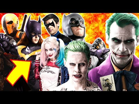 Every DC Comics Movie in Development
