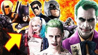 Every DC Comics Movie in Development
