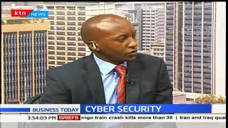 Business Today 13th November 2017 - Discussion on Internet and General Cyber Security