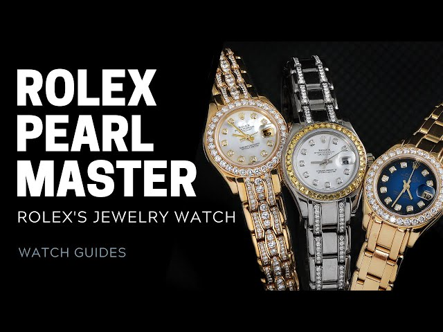 Rolex Pearlmaster Luxury Watch Guide | SwissWatchExpo [Watch Guides]