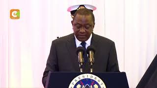 Uhuru warns exam cheats